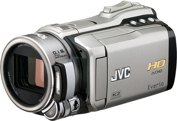 JVC Everio GZ-HM1, videocámara Full HD para grabar en baja luminosidad