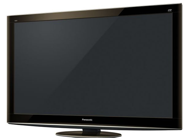 how to connect panasonic plasma tv to internet
