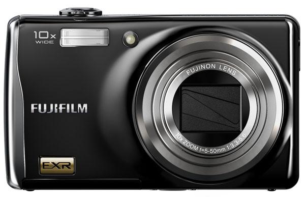 Fujifilm Finepix F80EXR, una compacta con óptica de primera línea