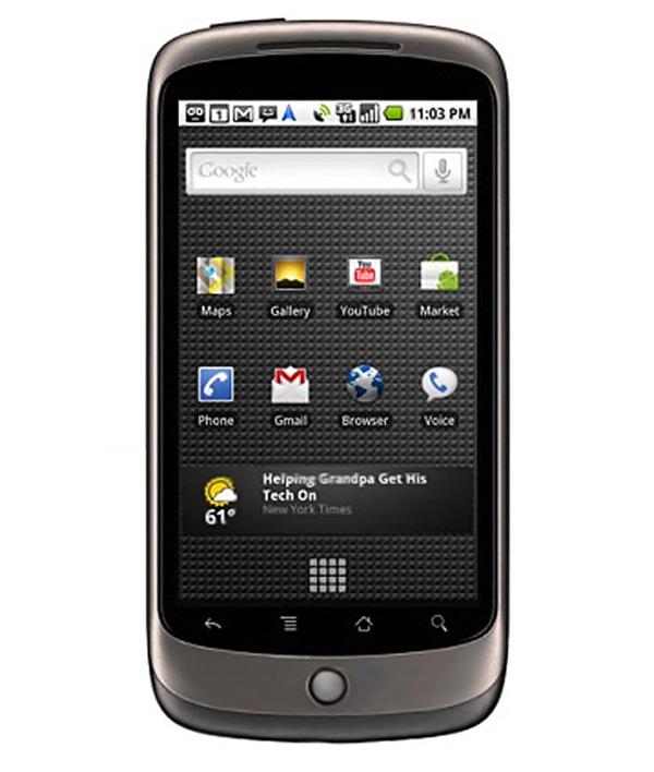 HTC Google Nexus One, el parche no ha arreglado los problemas de conectividad 3G