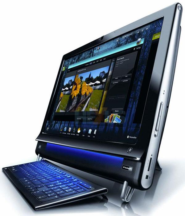 HP Touchsmart 600, un todo-en-uno que se renueva con Intel Core i7