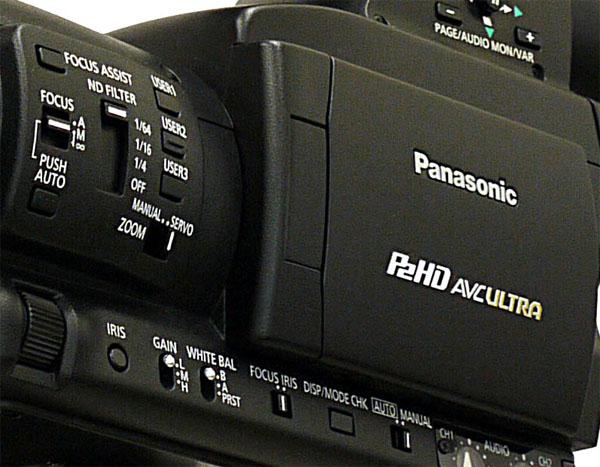 Panasonic 3D-CAM-2