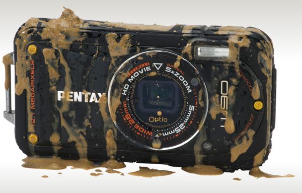 Pentax Optio W90, una auténtica cámara todoterreno de 12,1 Megapíxeles