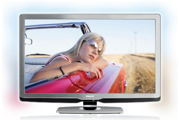 Philips LED serie 9000, TV 3D de alto contraste y nuevo sistema de iluminación ambiental