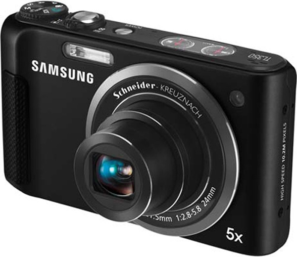 Samsung TL350 y Samsung TL500, compactas con función de vídeo a cámara superlenta