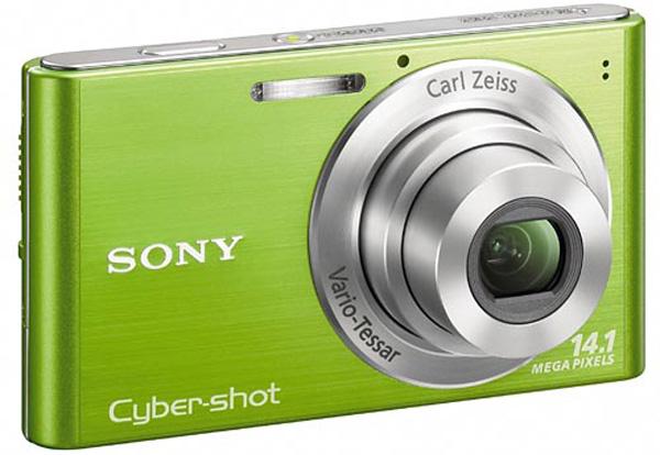 Sony Cybershot DSC-W320 y DSC-W330, compactas con buena resolución y poco zoom