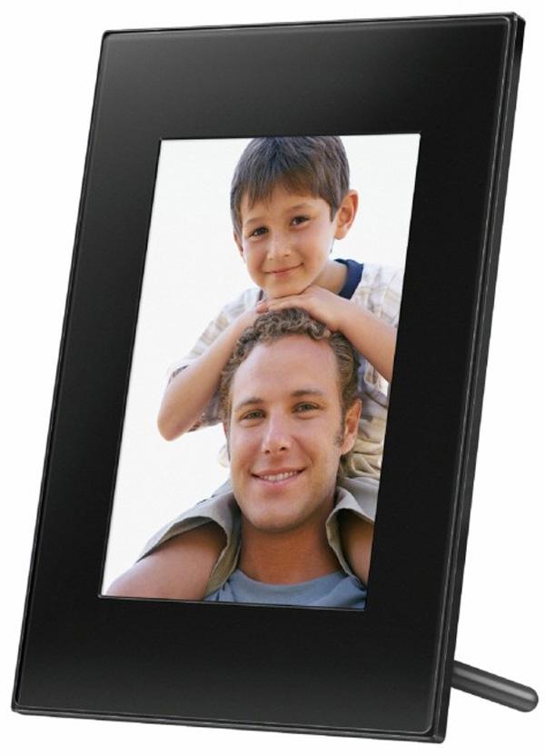 Sony S-Frame DPF-A73, un marco de fotos barato con pantalla de siete ...