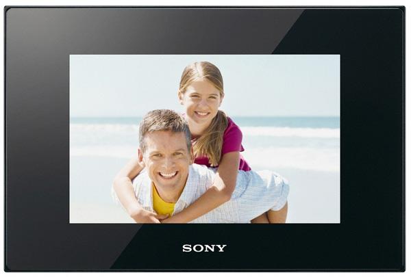 Sony S-Frame DPF-D85, un sencillo marco digital de ocho pulgadas