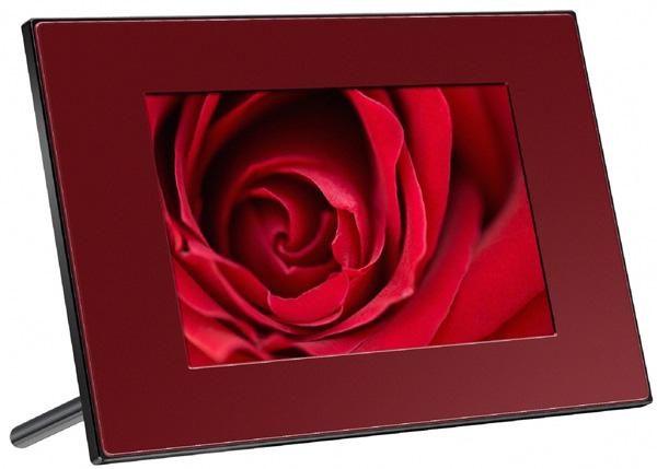 Sony S-Frame DPF-E73, un marco digital básico con molduras intercambiales