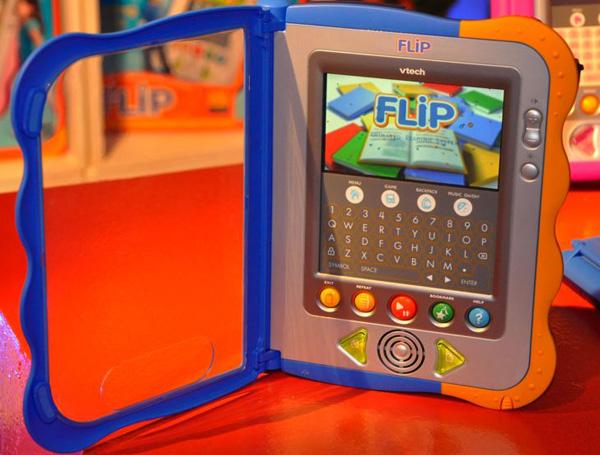 VTech Flip y Mobigo, un lector de libros electrónico y una videoconsola para los peques