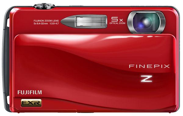 Fujifilm Finepix Z700EXR, una cámara con reconocimiento de gatos y perros