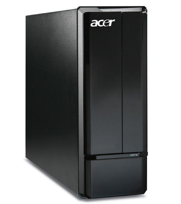 Acer Aspire X3900, un PC de sobremesa con Intel Core i3