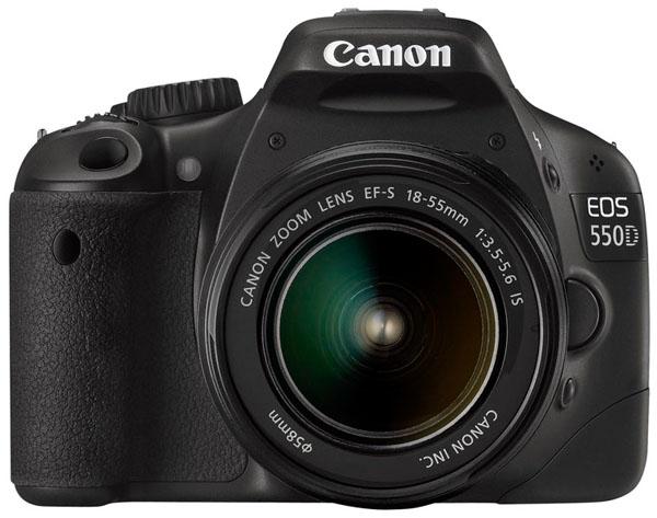Canon 550D, una nueva reflex semiprofesional para aficionados avanzados