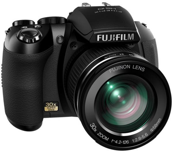 Fujifilm FinePix HS10, zoom óptico de 30 ampliaciones para esta cámara híbrida