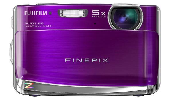 Fujifilm Finepix Z70 y Fujifilm Finepix XP10, compactas de diseño para jóvenes y aventureros
