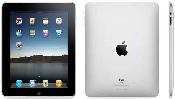 iPad de Apple como lector de libros electrónicos