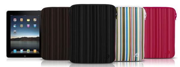 iPad, ya existen fundas para el tablet de Apple gracias a Belkin, LaCie y Be.Ez