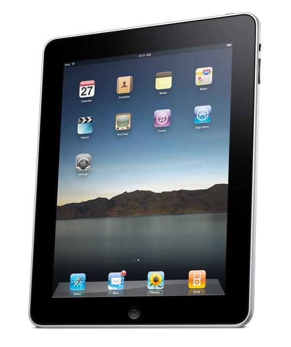 Apple iPad, se podría pre – encargar en Estados Unidos dentro de dos días