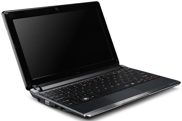 Packard Bell dot s2, un netbook para sacarlo de paseo