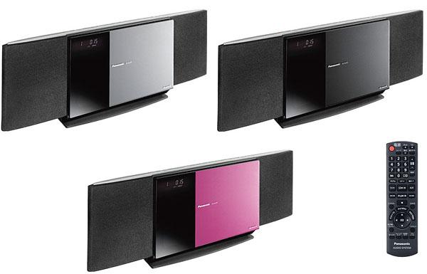 Panasonic SC-HC40, minicadena compatible con iPod y con ...