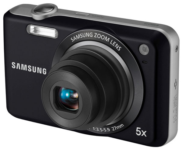 Samsung ES65, cámara compacta de formas redondeadas
