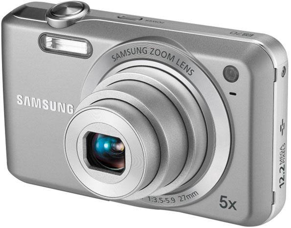 Samsung ES70, cámara fotográfica compacta para empezar
