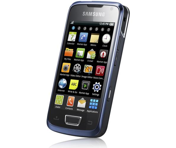 Samsung I8520, un móvil con pico proyector y pantalla Súper AMOLED