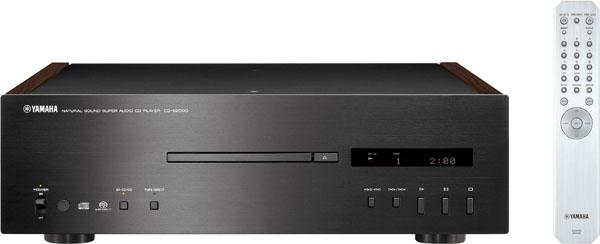 Yamaha CD-S2000, el reproductor de CD con el que sueñan muchos aficionados