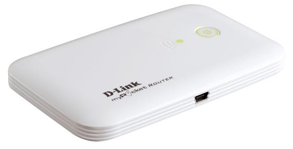 D-Link myPocket, DWM-152 y DWM-156, memorias USB y router para conexiones 3G