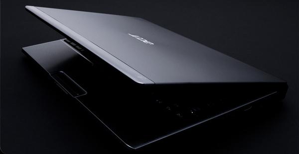 Acer TimelineX 5820T, un delgado portátil con mucha potencia gráfica