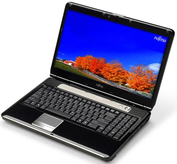 Fujitsu LifeBook AH550, un portátil con mucha gráfica y poca resolución