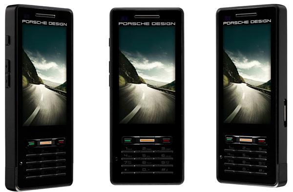 Porsche Design P'9522 Black Edition, serie limitada de teléfonos móviles muy exclusivos