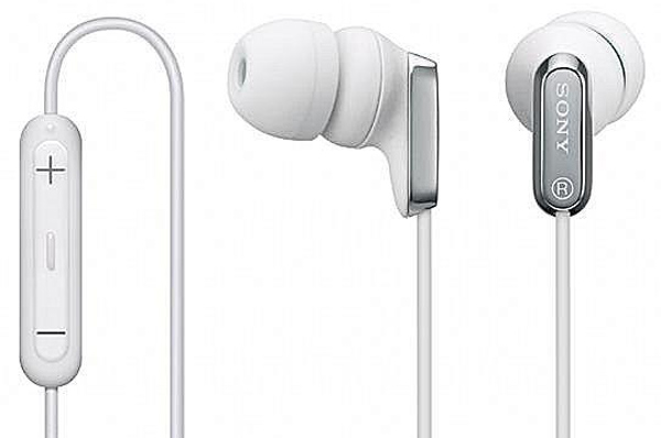 Sony MDR-EX38iP, intraauriculares para acompañar a iPod y iPhone