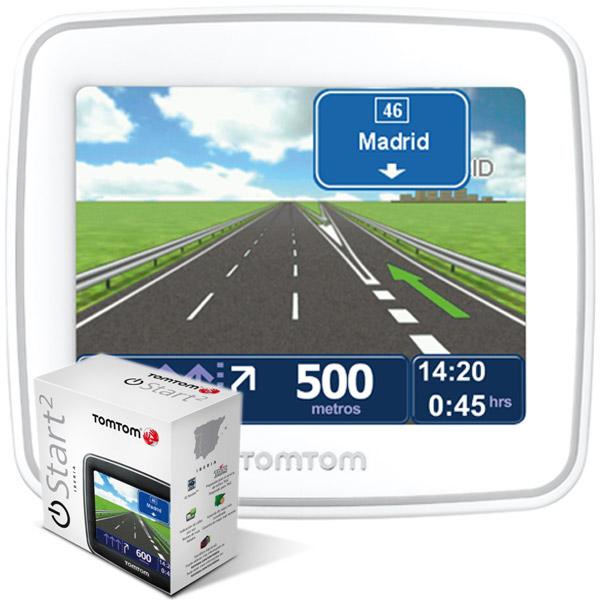 TomTom Start2, un navegador GPS para principiantes