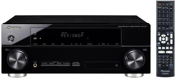 Pioneer VSX-920-K, receptor multicanal preparado para vídeo 3D