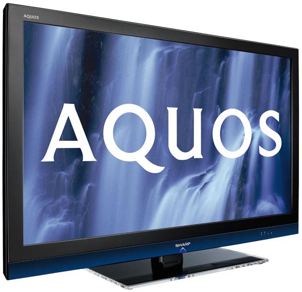 Sharp LC-52LE700, televisor LCD Full HD retroiluminado por leds blancos
