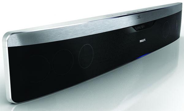 Philips HTS9140, atractiva barra de sonido con Blu-ray