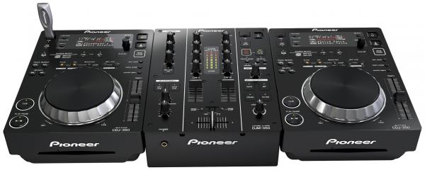 mesa y repro pioneer djm350