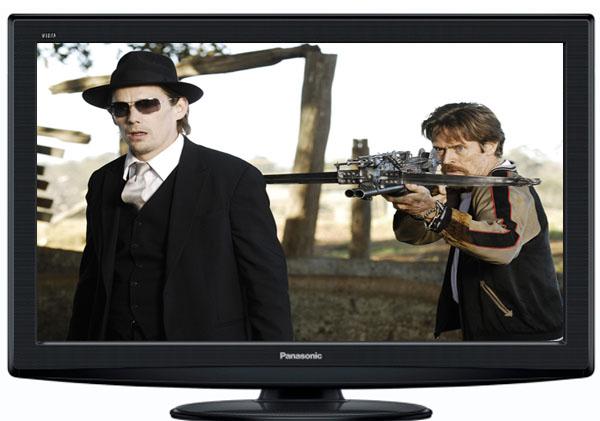 Panasonic TX-L32X20, un televisor lcd HD-Ready de 32 pulgadas