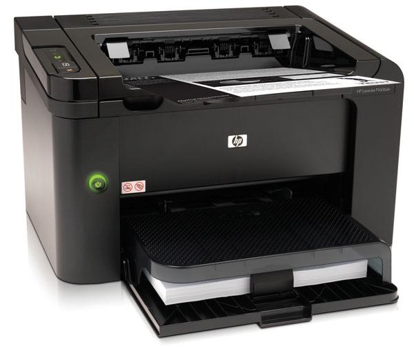 Hp laserjet pro p1566 y p1606dn impresoras l ser - Impresoras para oficina ...
