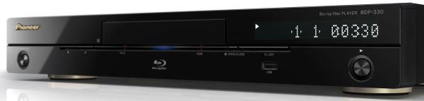 Pioneer BPD-330, lector Blu-ray con dos puertos USB