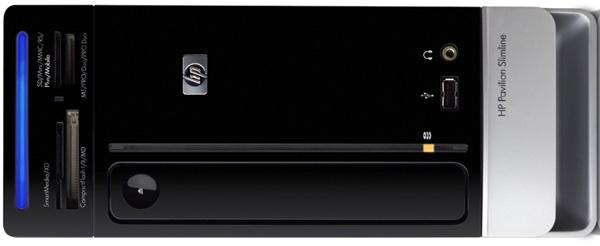 HP Pavilion Slimline s53, nuevos ordenadores de sobremesa de buen rendimiento y bajo precio