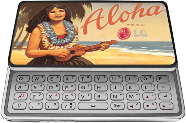 LG Aloha C710, el próximo móvil de gama alta con Android 2.1 se filtra en un documento