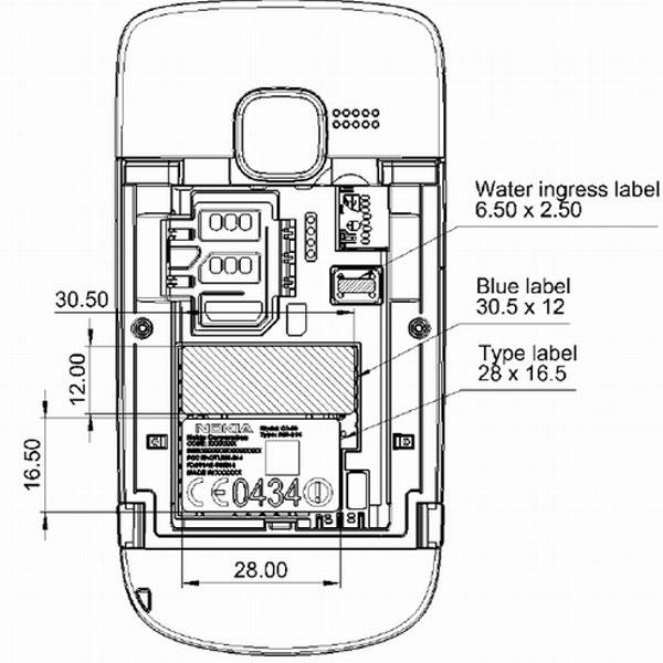 Nokia C3, aprobado por la FCC estadounidense