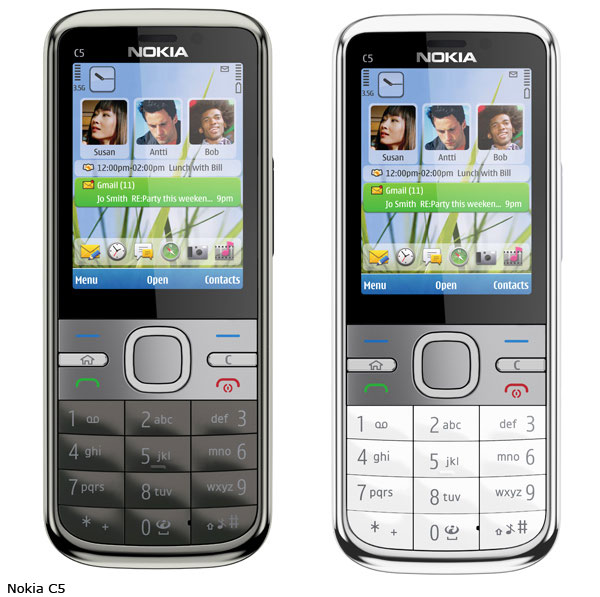 nokia c3. visto bueno al Nokia C3,