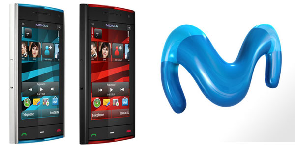 Nokia X6 con Movistar, ofertas para clientes de la operadora