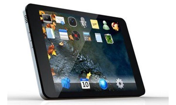 Meizu mBook, un tablet clónico que promete doce horas de autonomía