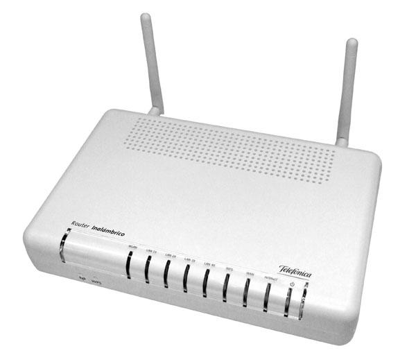 Movistar lanza un nuevo router para conexiones de fibra que podría alcanzar los 100Mb/S