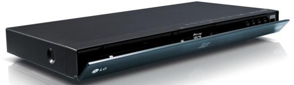 TV 3D LG BX580, el primer Blu-Ray 3D de LG ya puede reservarse en Amazon