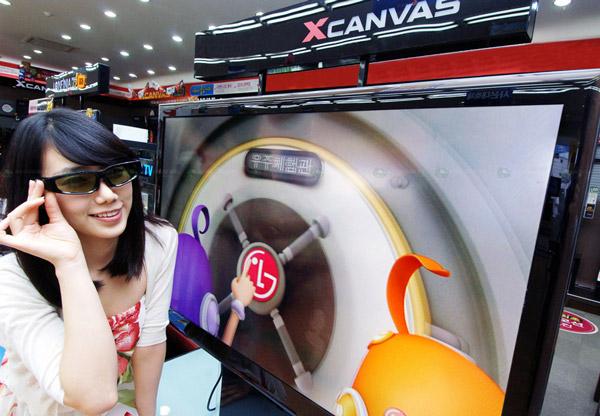 TV 3D LG LX6500, televisores LED 3D de LG que quieren ser económicos